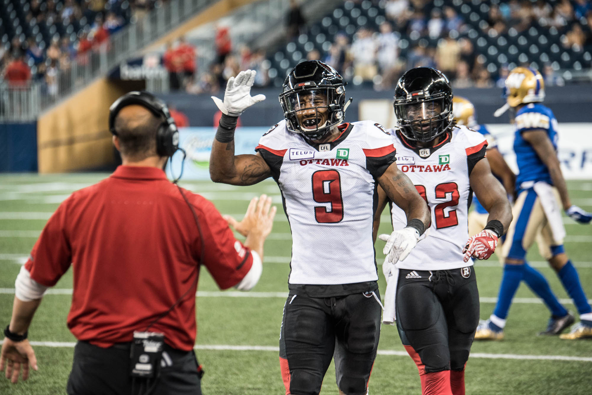REDBLACKS re-sign Jonathan Rose - Ottawa REDBLACKS