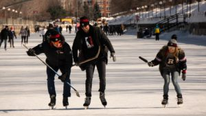 Big N' Rich hit the Rideau Canal: Part 1