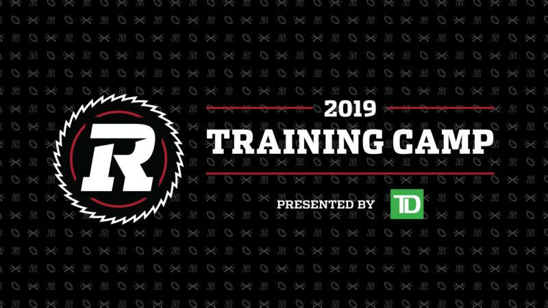 REDBLACKS Training Camp Blog