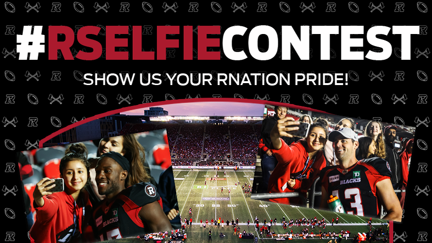 RSelfie Contest: Take selfies for a chance to win season seats and
