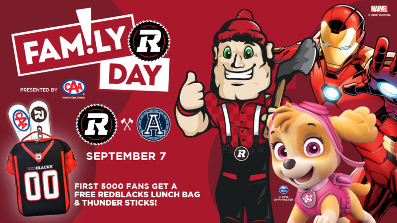 Ottawa REDBLACKS - Official site