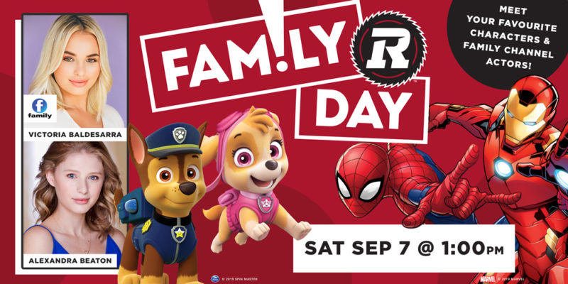 Top 5 Reasons to be at Family Day
