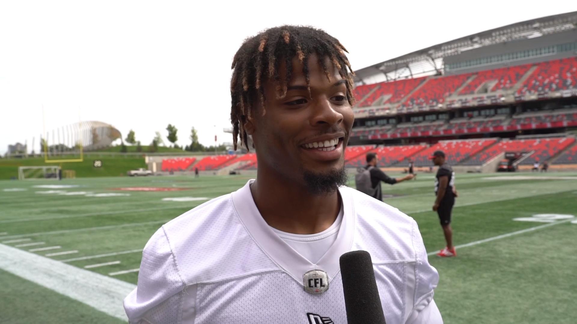 Smith: I'm most definitely ready - Ottawa REDBLACKS