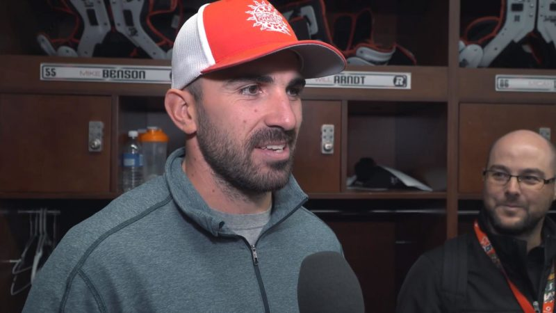 Brad Sinopoli announces he's going to be a Dad