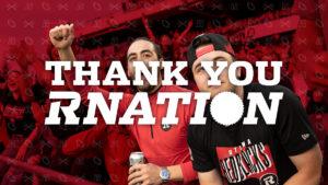 Thank you RNation!