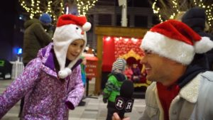 Brendan Gillanders checks out Ottawa Christmas Market