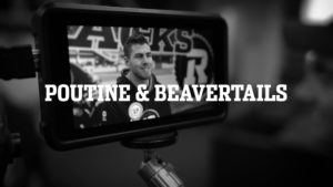 Nick Arbuckle's stance on Poutine and Beaver Tails