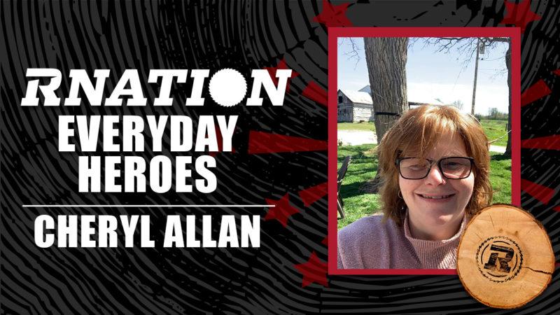 RNation Everyday Heroes Winner: Cheryl Allan