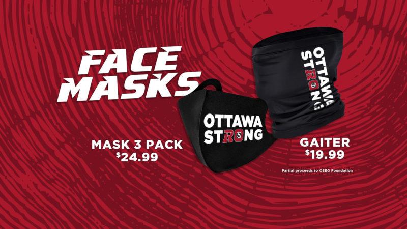 Ottawa Strong Face Masks