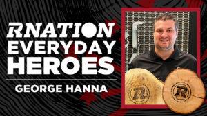 RNation Everyday Heroes: George Hanna