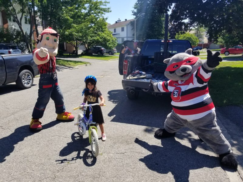 Another Surprise Community Drive powered by Myers Auto Group