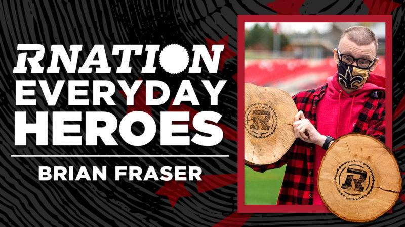 RNation Everyday Hero: Brian Fraser