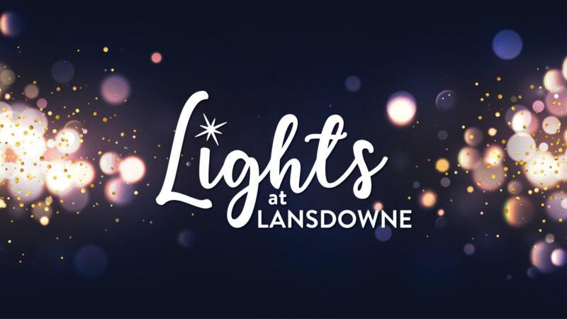 Lights at Lansdowne