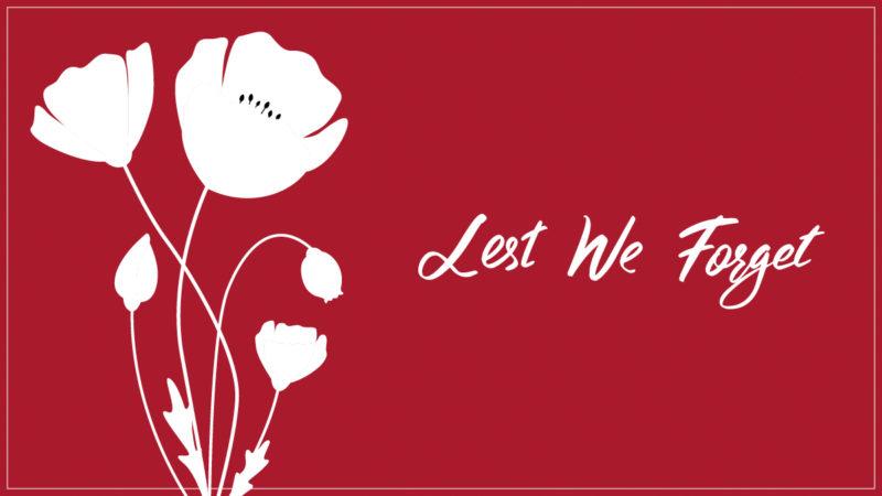 Ottawa REDBLACKS' Brendan Gillanders reflects on Remembrance Day