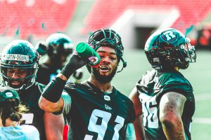 DAY TWO: REDBLACKS Training Camp presented by TD