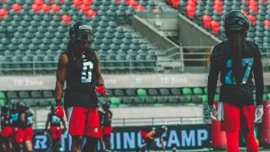 DAY THREE: news and notes from REDBLACKS Training Camp, presented by TD