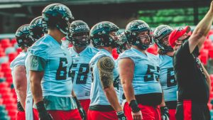 DAY FOUR: News and notes from REDBLACKS Training Camp, presented by TD