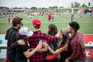 Five Reasons to Come Watch the REDBLACKS on Wednesday