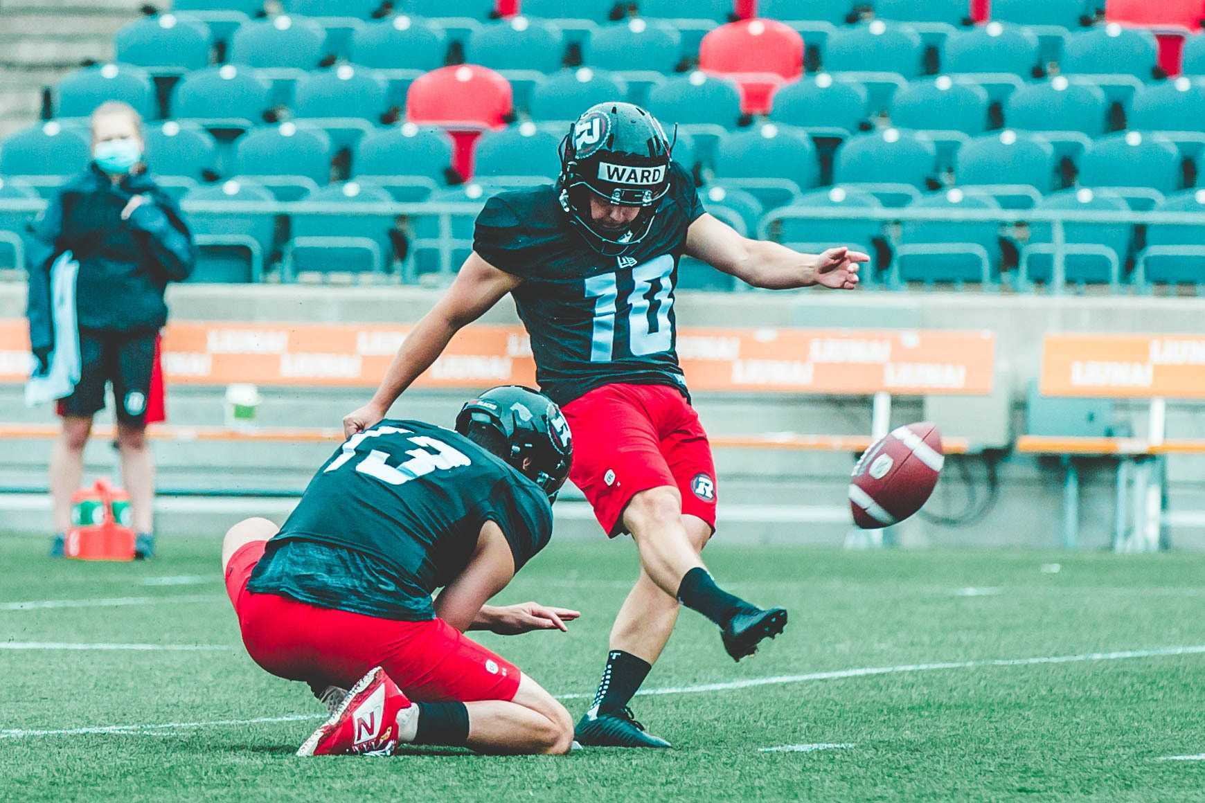DAY SIX: News and notes from Day 6 of Ottawa REDBLACKS Training Camp